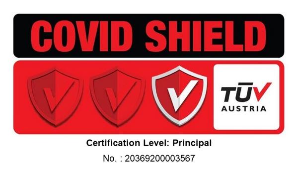 ISO Covid Shield